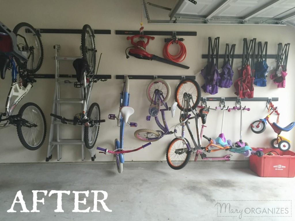 AR Garage Makeover AFTER 1