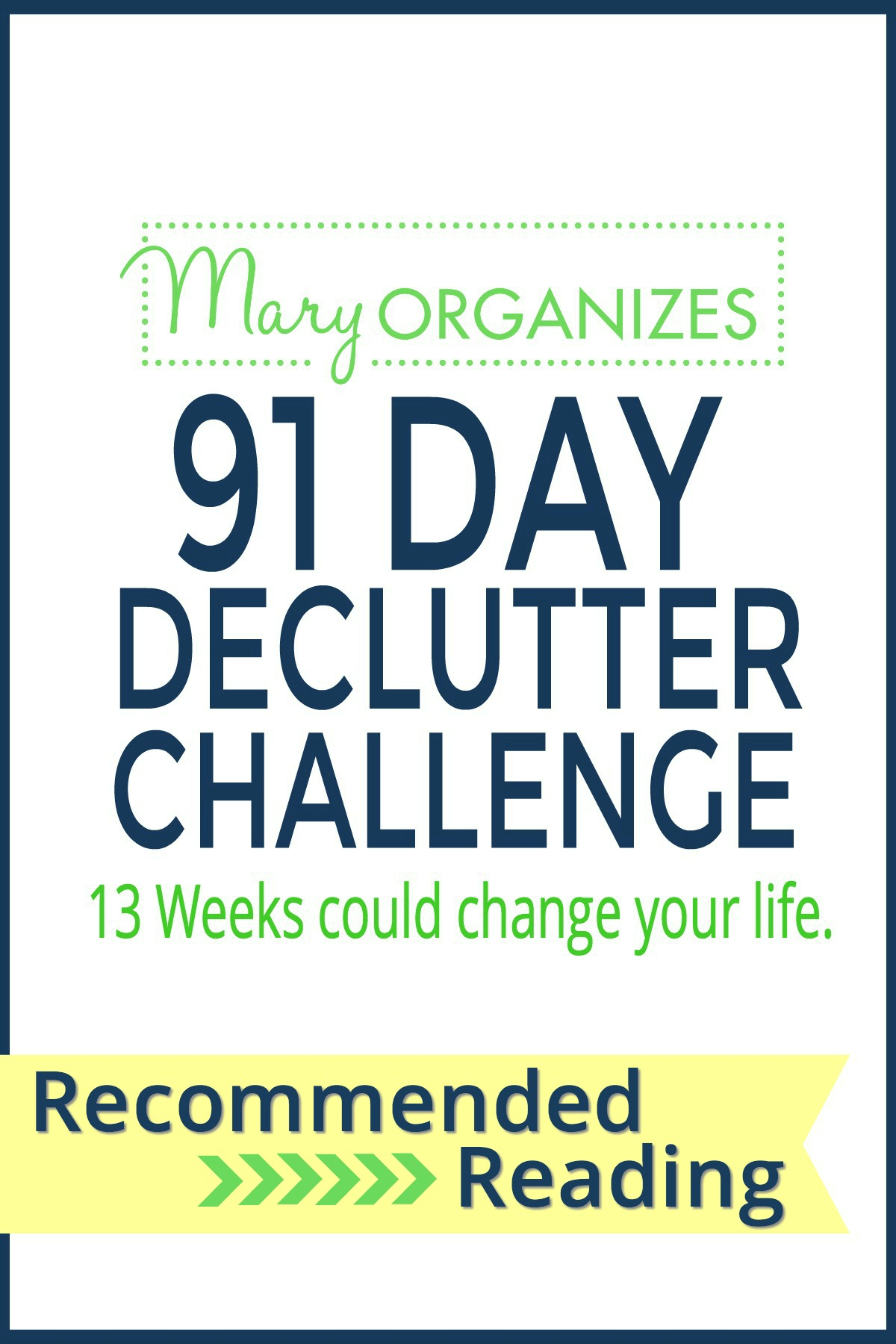 91-day-declutter-challenge-recommended-reading-v