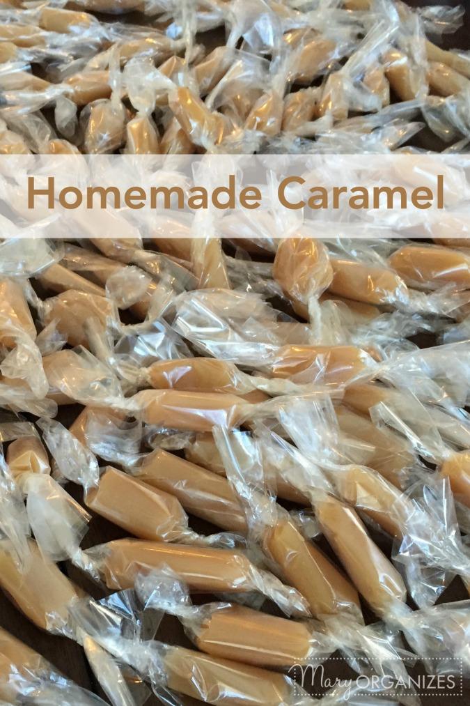 Homemade Caramel - easy recipe