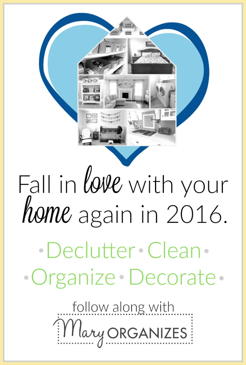 in 2016 - fall in love with your home again