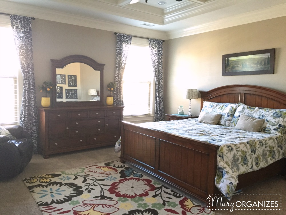 Master Bedroom Tour 2016 - 1