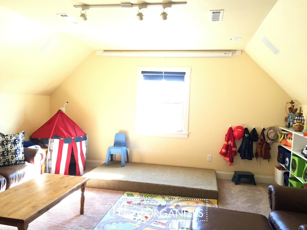 Playroom - Family Room - Movie Theatre - 2
