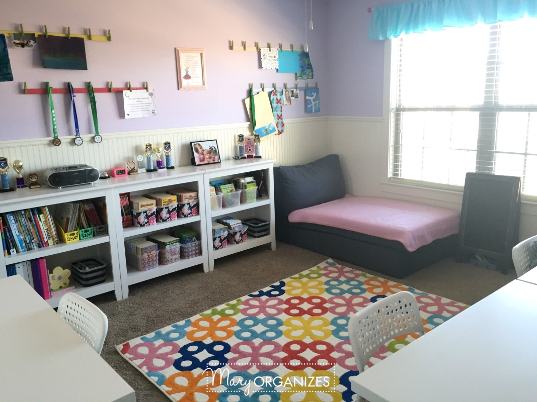 Tour the Girls Clubhouse - 10