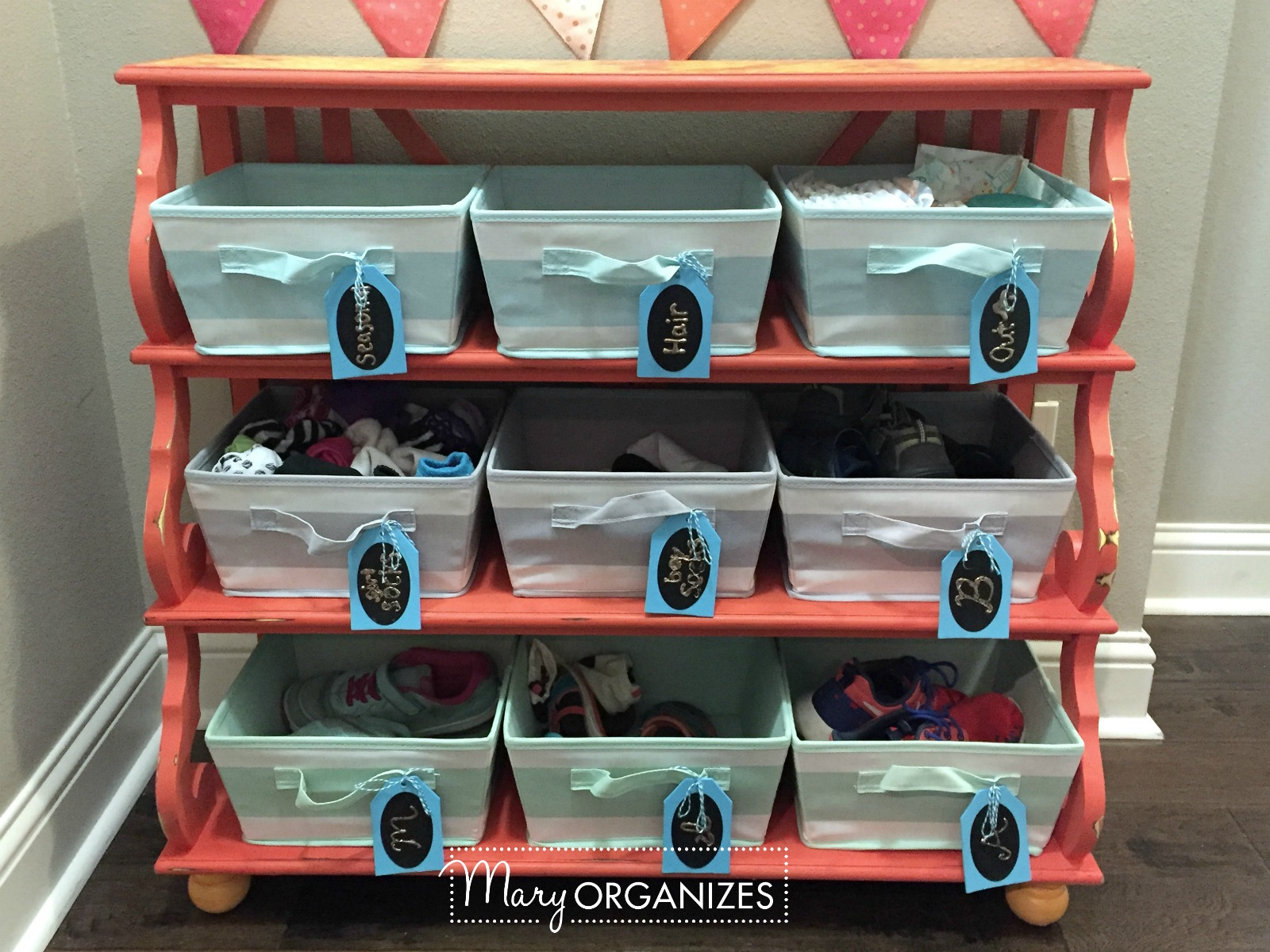 Kids Command Center - for hanging chore lists and more 7