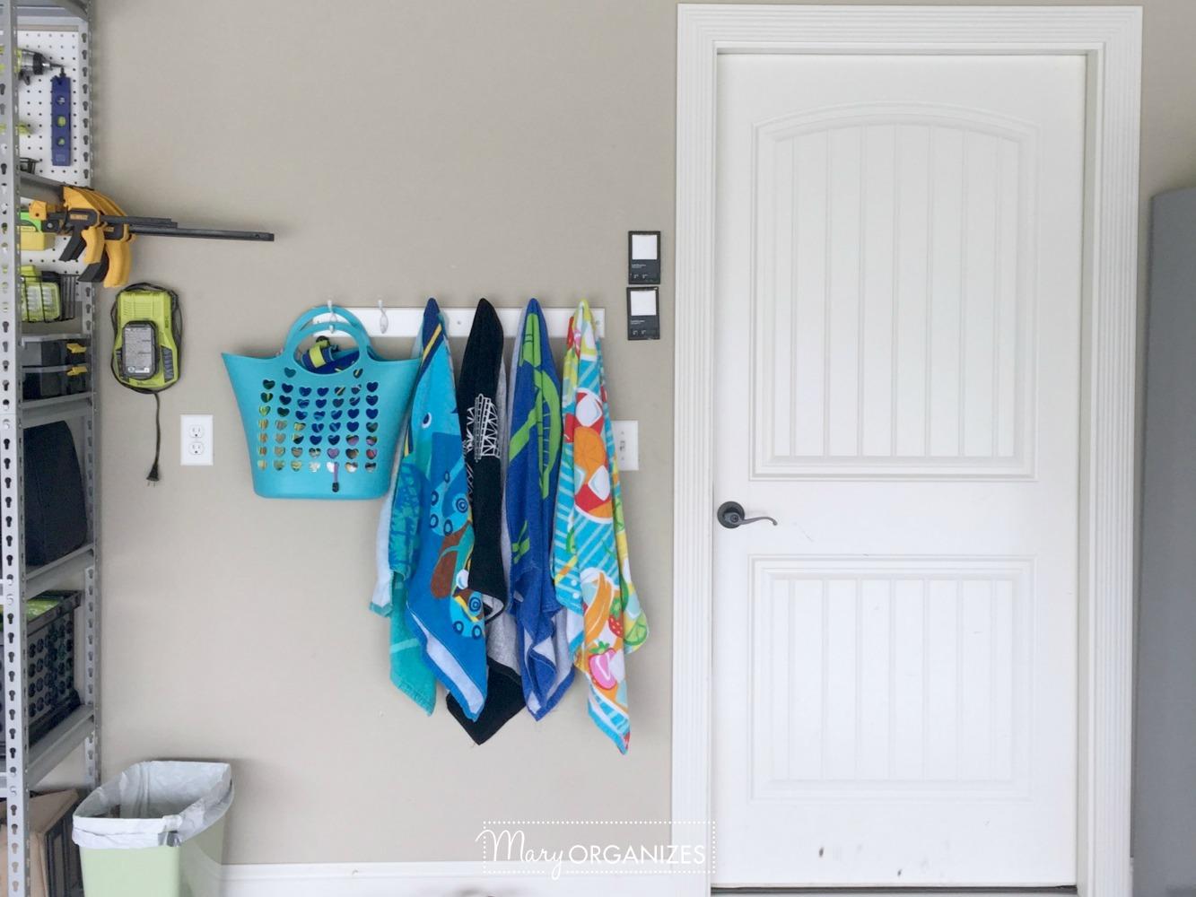 My Re-Organized Garage Reveal 10