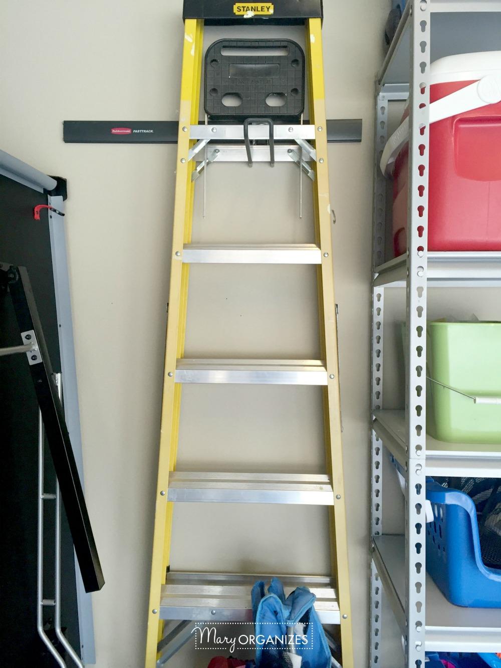 My Re-Organized Garage Reveal 6