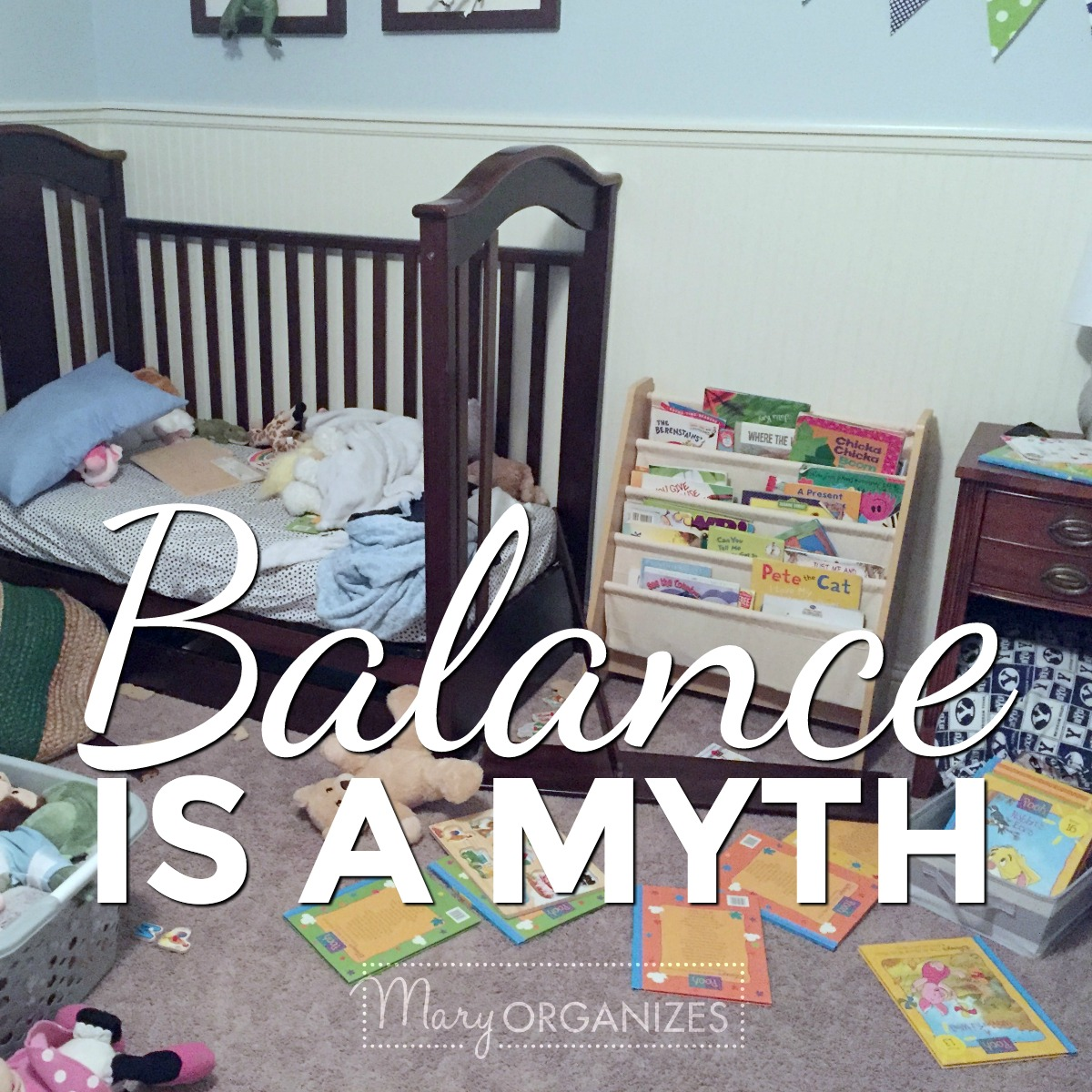 Balance Is A Myth -s
