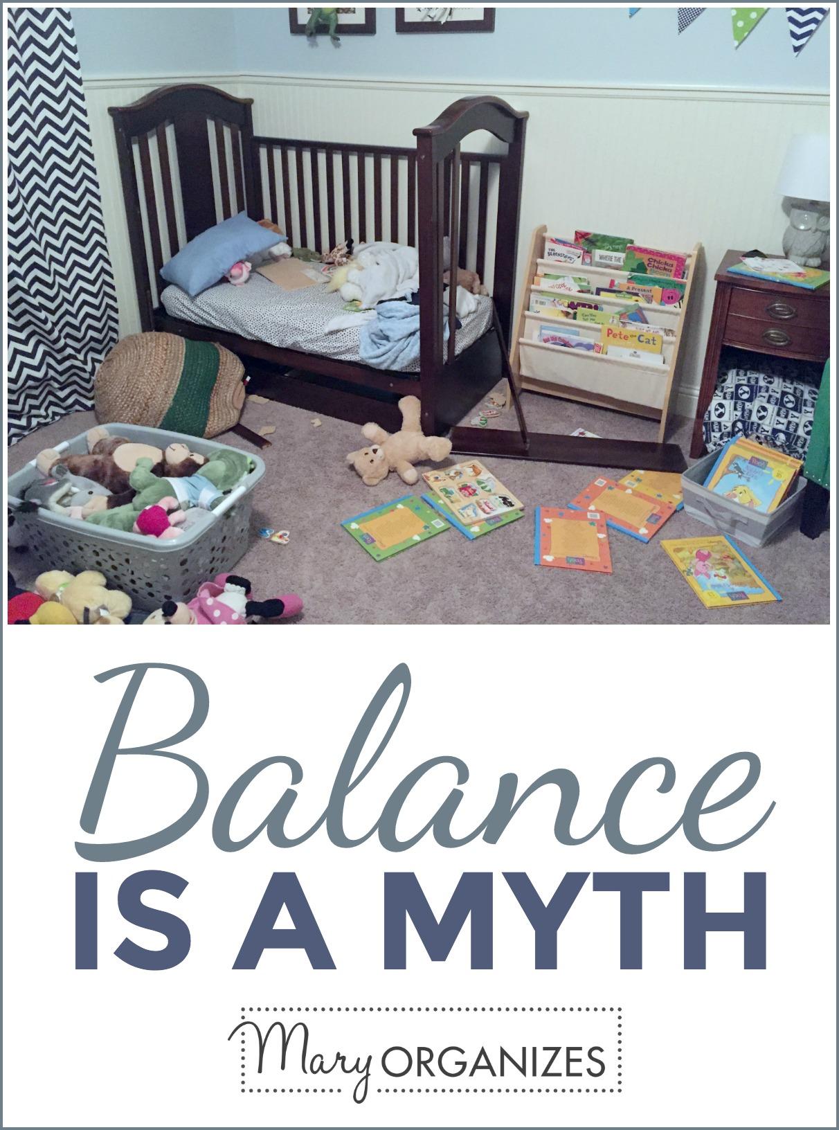Balance Is A Myth -v