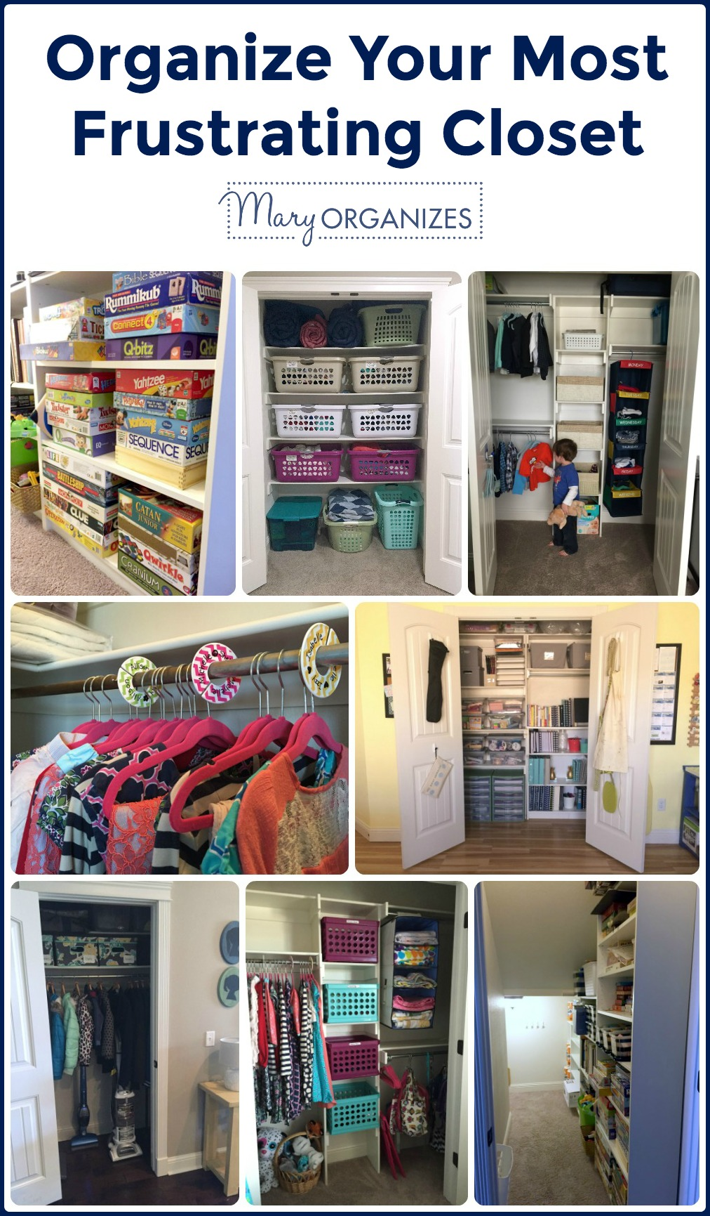 Time To Open Your Monica Closet - Lets Organize Your Most Frustrating Closet -v