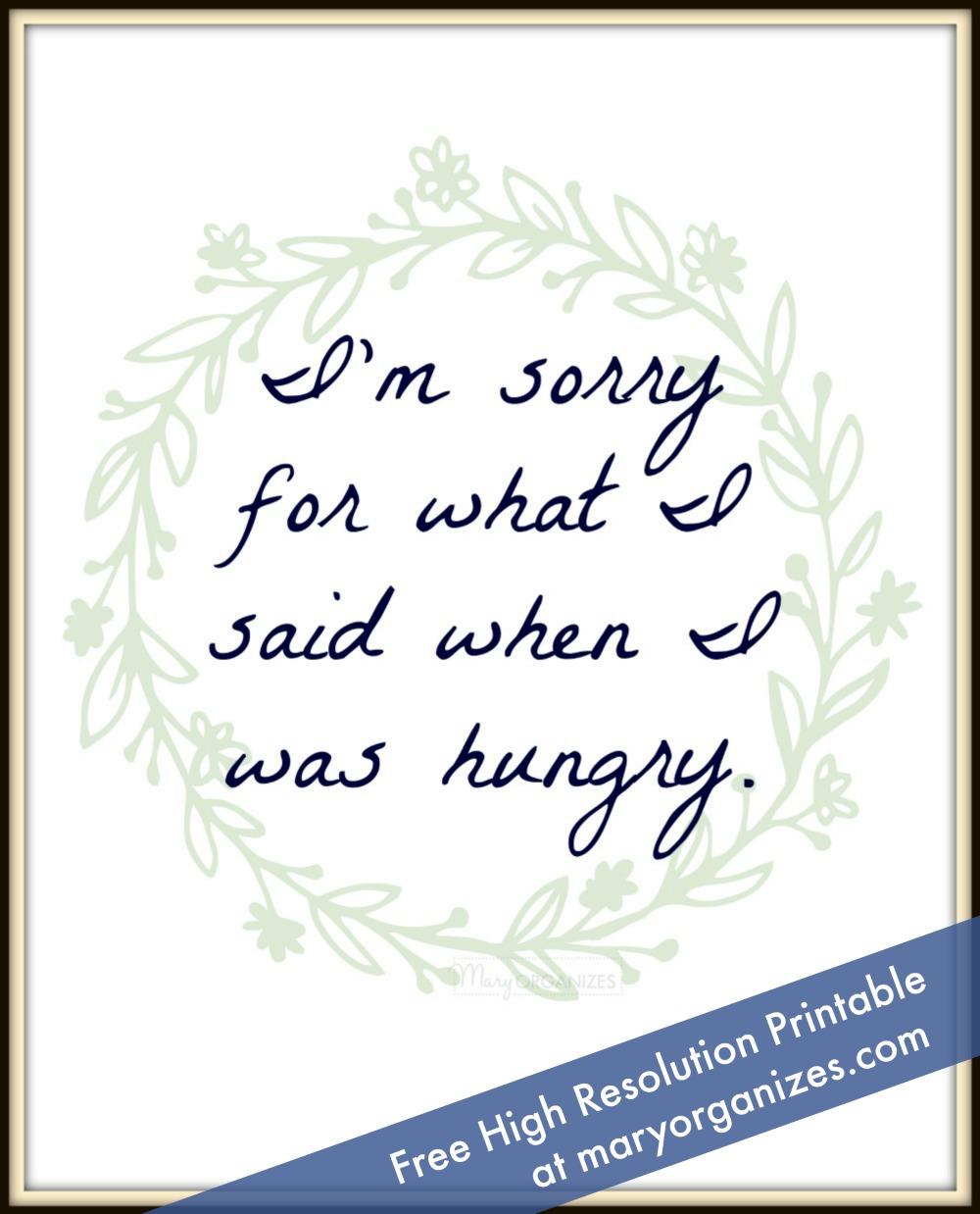 i-was-hungry-free-printable