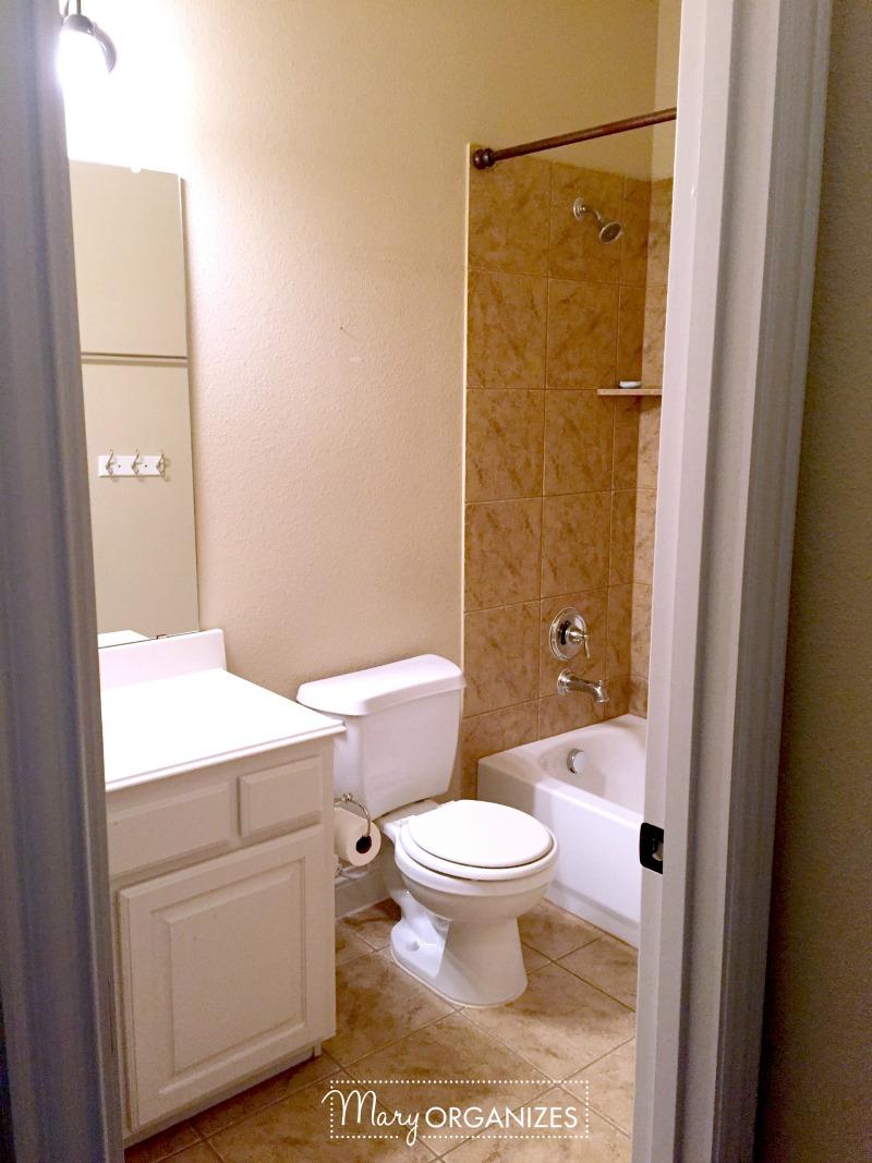 Guest Bath/ Little Boy's Bathroom