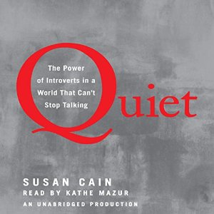 z - Quiet by Susan Cain