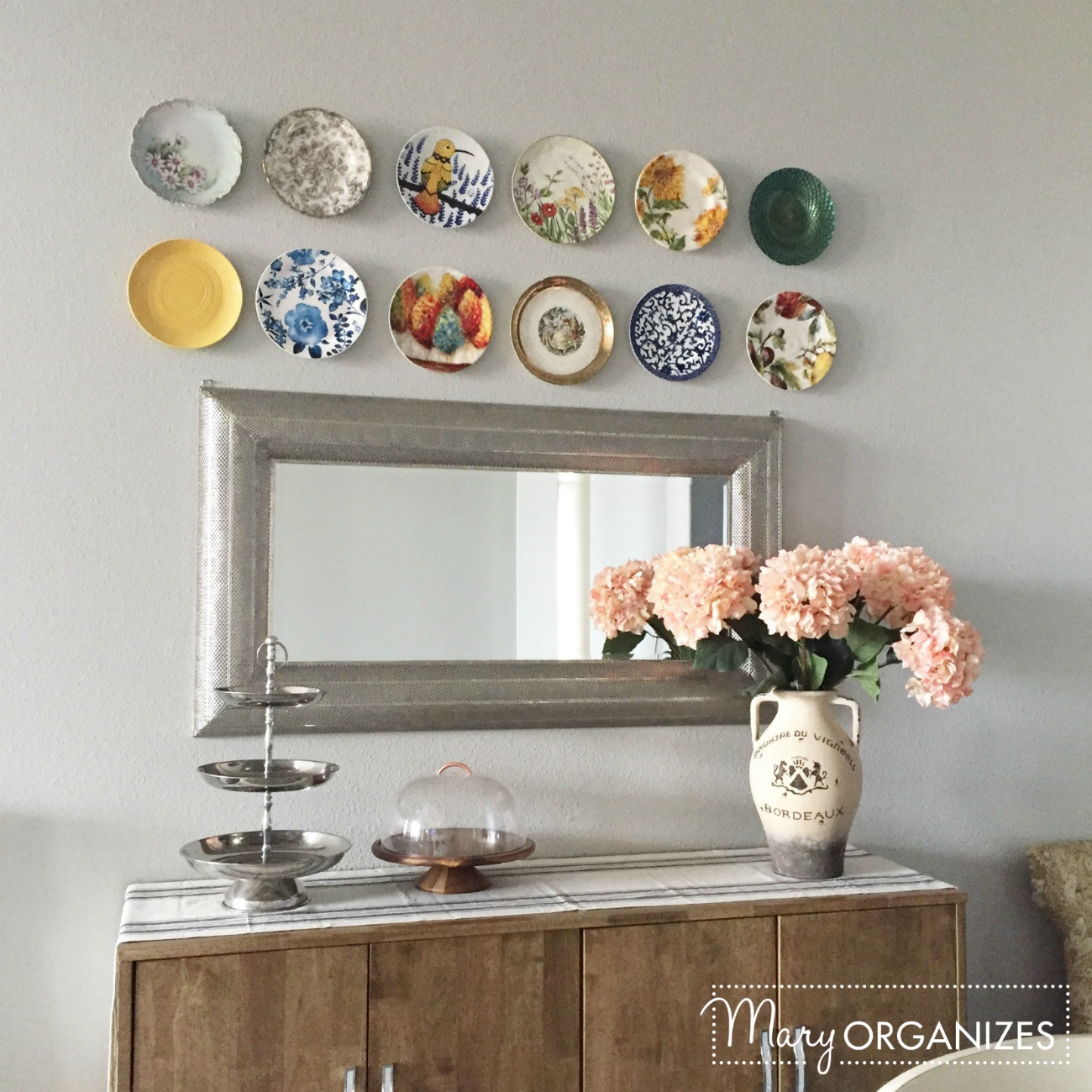 Fridays Favorites - Plate Wall
